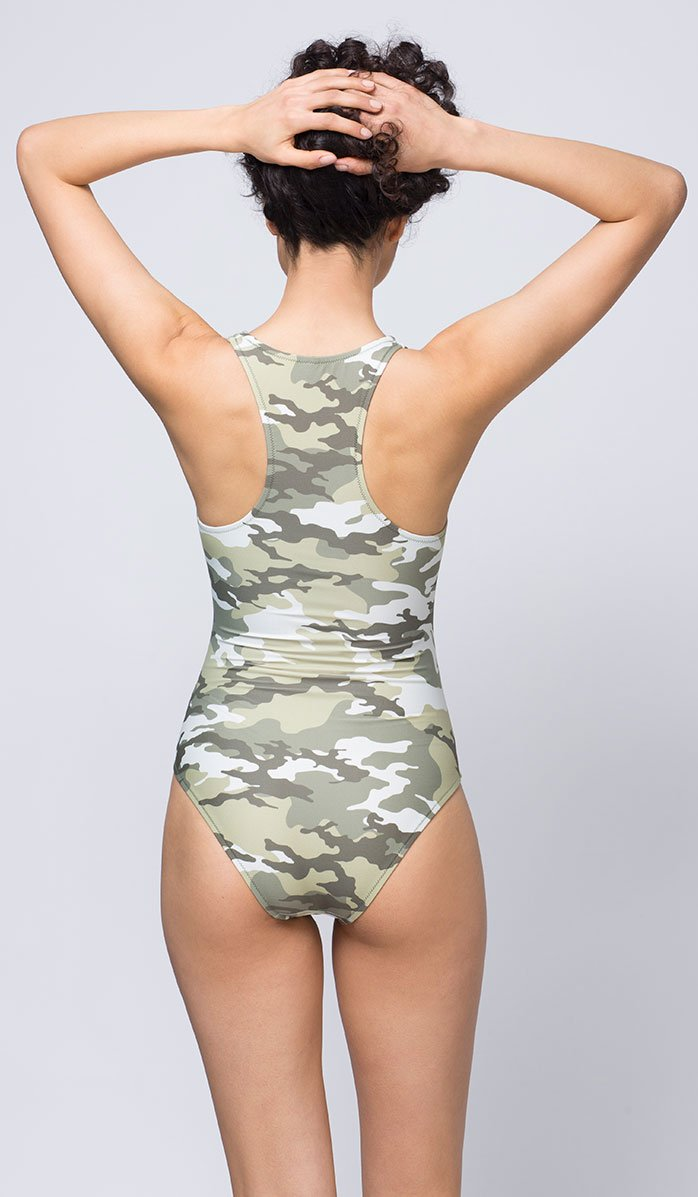 Arizona Racer One-piece Swimsuit
