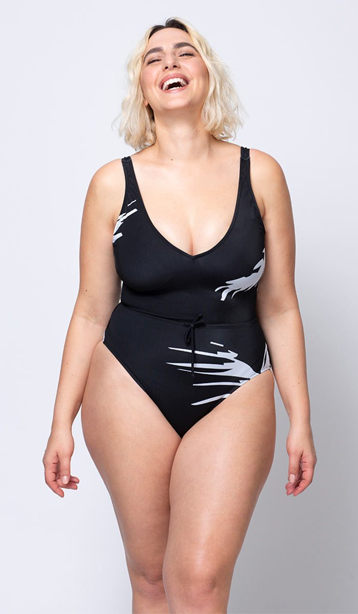 Valencia V One-piece Swimsuit