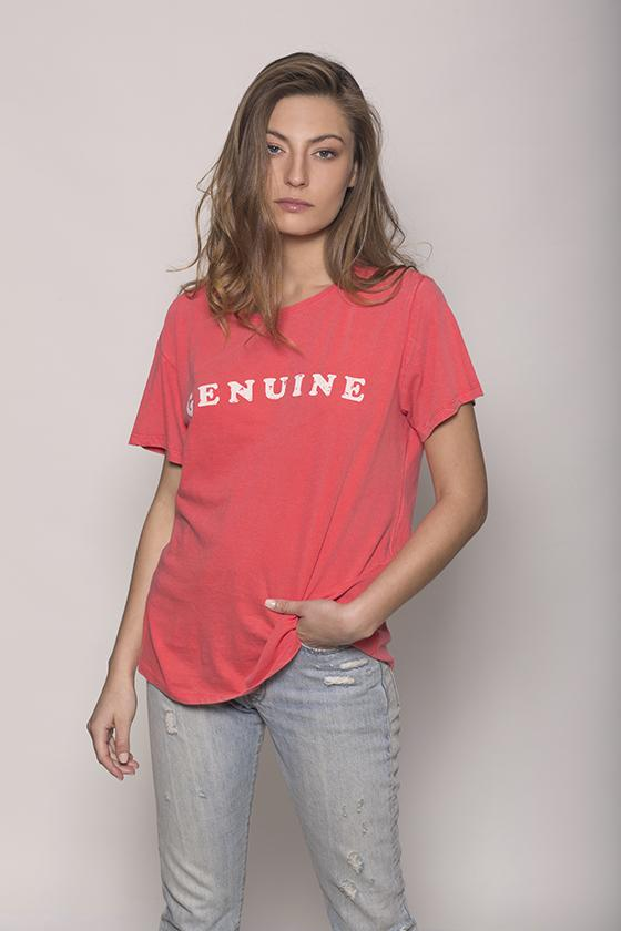 Genuine Red Tee