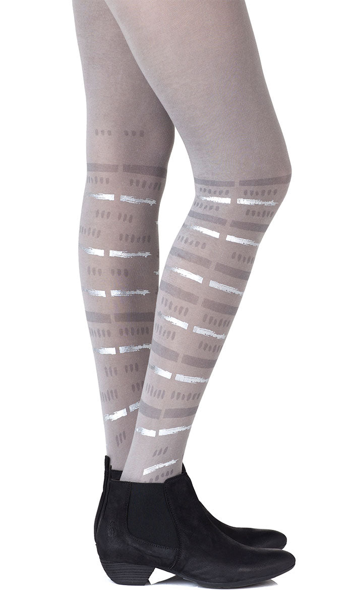 Dash Off Grey Tights