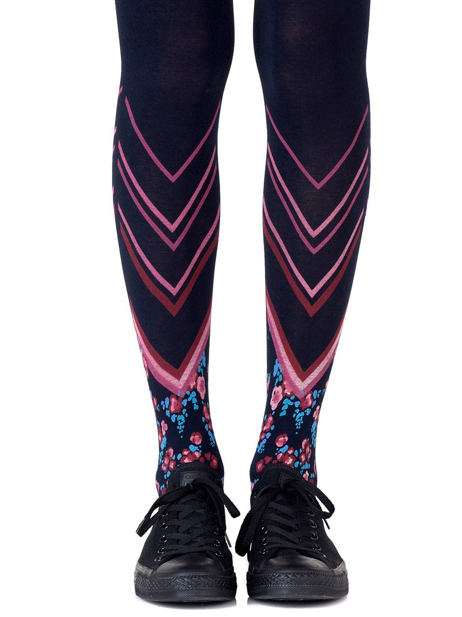 Flower Trip Tights