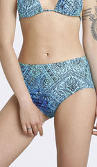Ocean High Waist Bottom