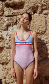French Kiss One-Piece Swimsuit