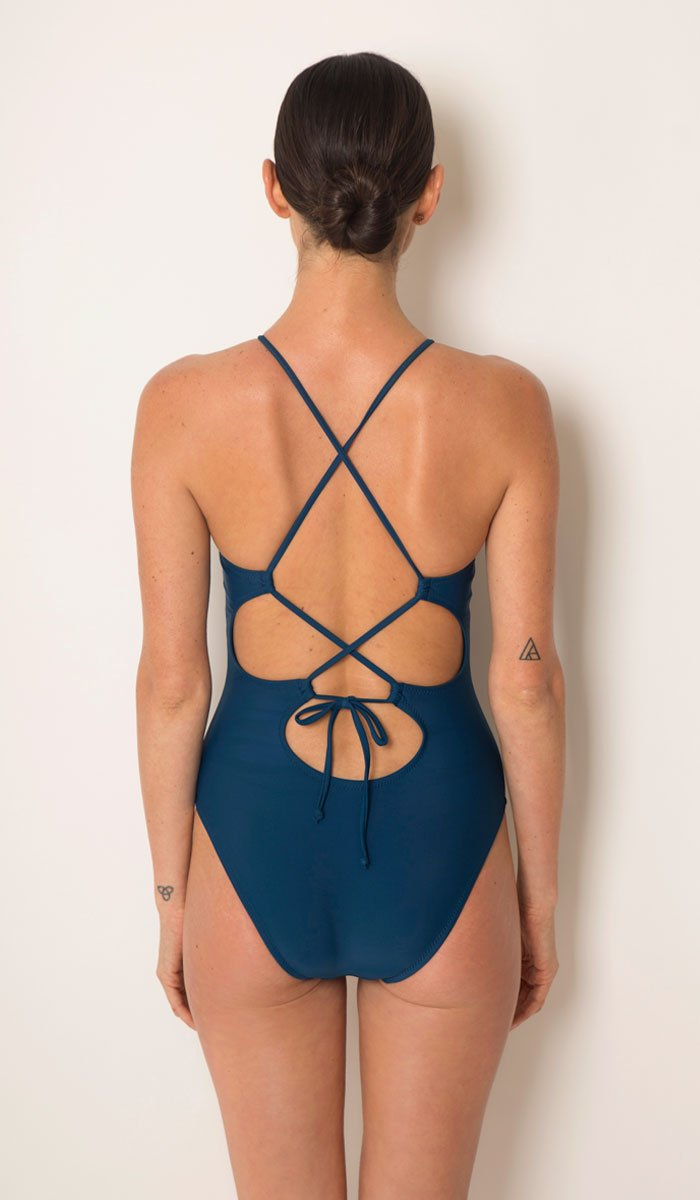 Escape Strappy One-Piece