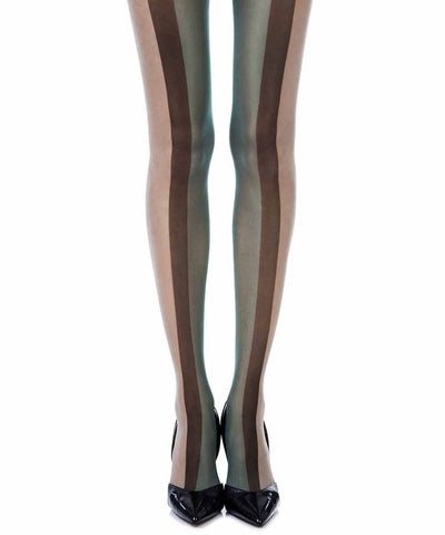 Walk The Line Skin Sheer Tights