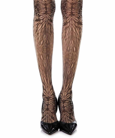 Itsy Bitsy Spider Skin Sheer Tights