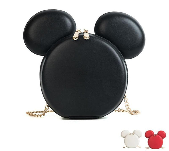 Mickey Minnie Designer Handbag Pocket Book