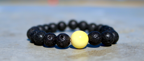 "Yellow ""Radiant Love"" Bracelet"