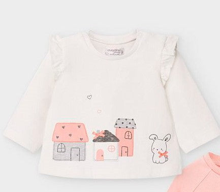 Bunny Village Long Sleeve Shirt