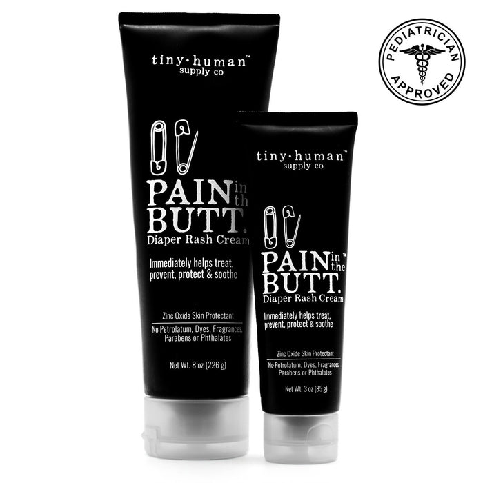 3 oz. Pain in the Butt Diaper Rash Cream