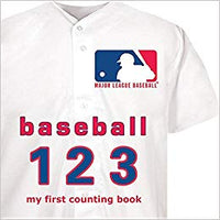 Baseball 1 2 3 Board Book