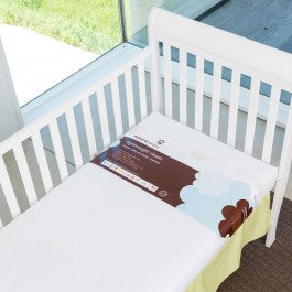Lightweight Organic Cotton Classic 2-Stage Crib Mattress