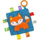 Taggies Crinkle Me Fox – 6.5×6.5″