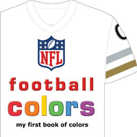 Football Colors Board Book