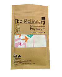 Pregnancy and Postpartum Socks by The Relievery