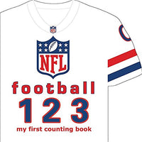 Football 1 2 3 Board Book