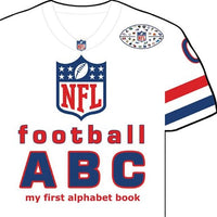 Football A B C Board Book