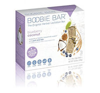 Blueberry Coconut Boobie Bar - The Original Herbal Lactation Bar