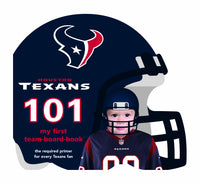 Texans 101 Board Book