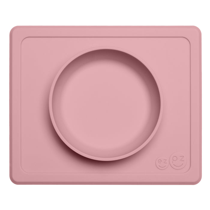 Mini Bowl Straight Pack by ezpz (all-in-one placemats + plates)