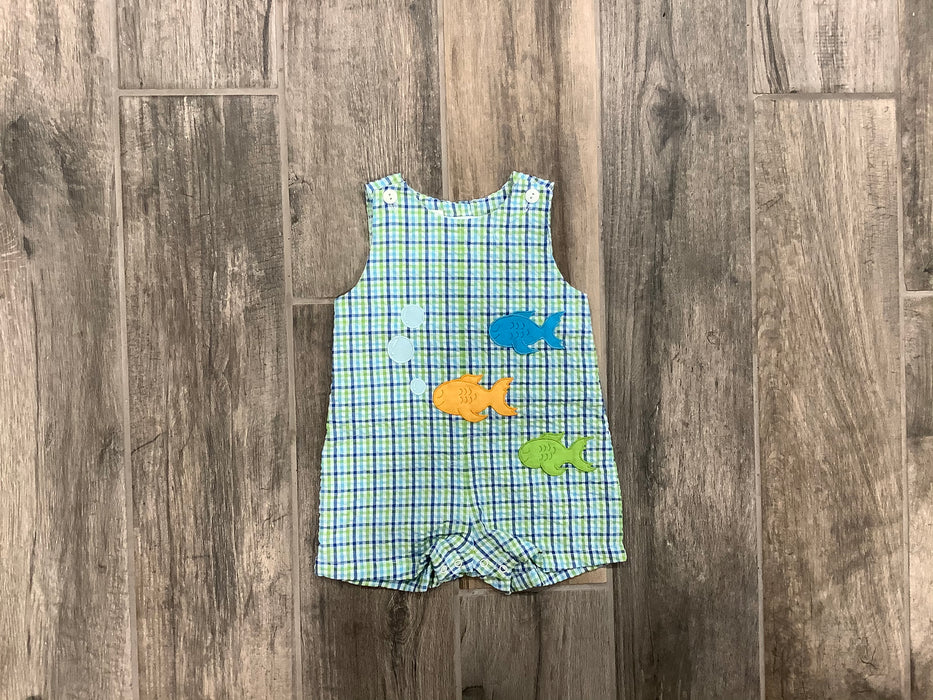 Fish sunsuit