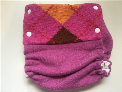Upcycled Wool Covers by Babee Greens