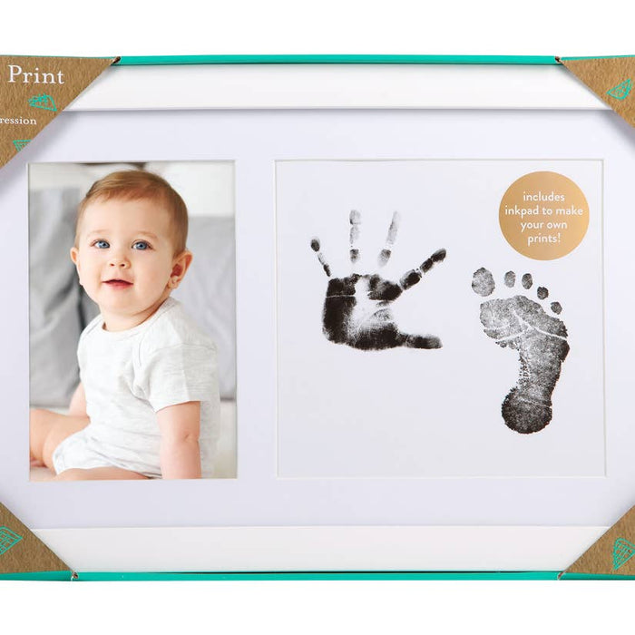 Baby's Print Frame and Ink Kit