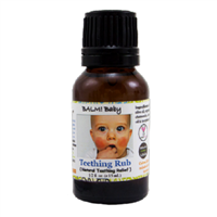 Teething RUB! - 1/2oz. by BALM! Baby