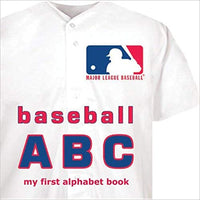 Baseball ABC Board Book