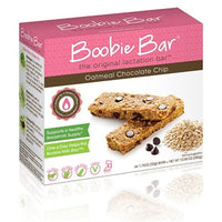 Oatmeal Chocolate Chip Boobie Bar - The Original Herbal Lactation Bar