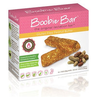 Peanut Butter - Gluten Free Boobie Bar - The Original Herbal Lactation Bar - Peanut Butter