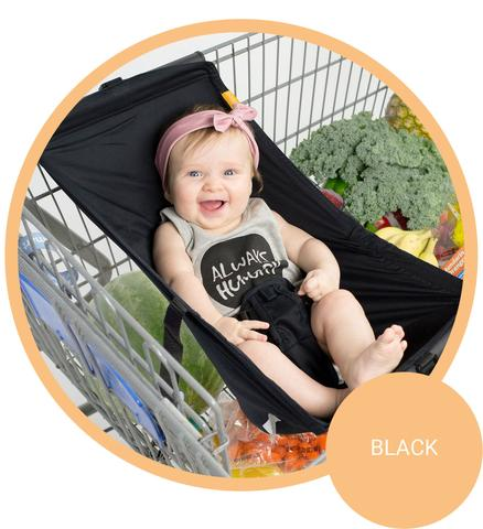 Shopping Cart Hammock by Binxy Baby