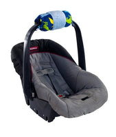 RITZY WRAP™ INFANT CAR SEAT HANDLE CUSHION