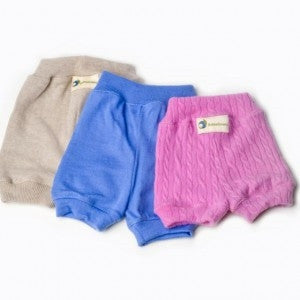 Cashmere Shorties by Babee Greens
