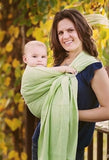 Comfy Joey Linen Ring Sling