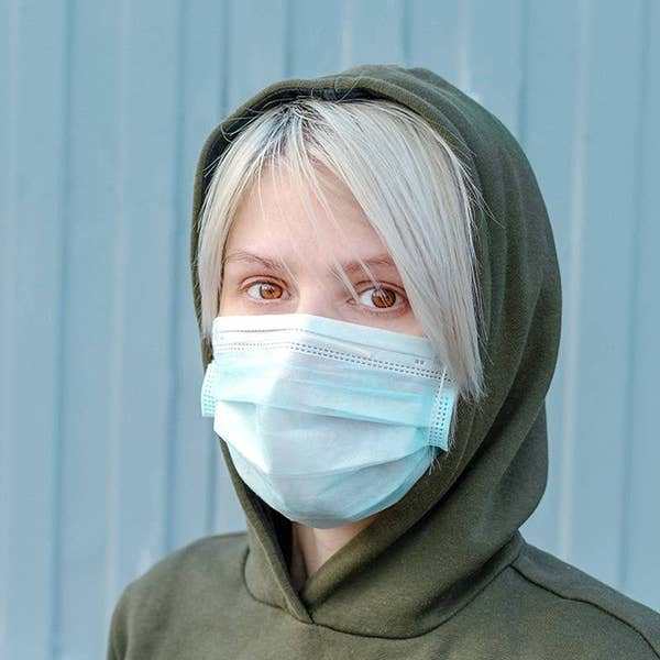 Disposable 3-Layer Mask