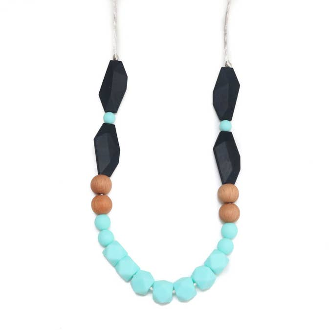Silicon Teether Necklace Elora