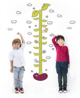 Growth Chart Decal