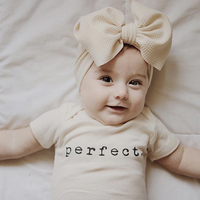 Perfect Long Sleeve Onesie By Tenth & Pine