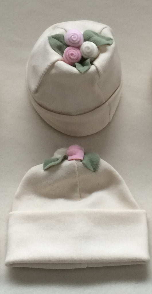 Bouquet Cap by Jojoco Hatmakers