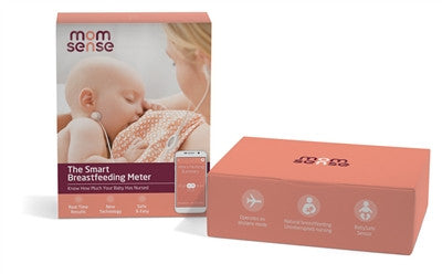 Momsense: The Smart Breastfeeding Meter