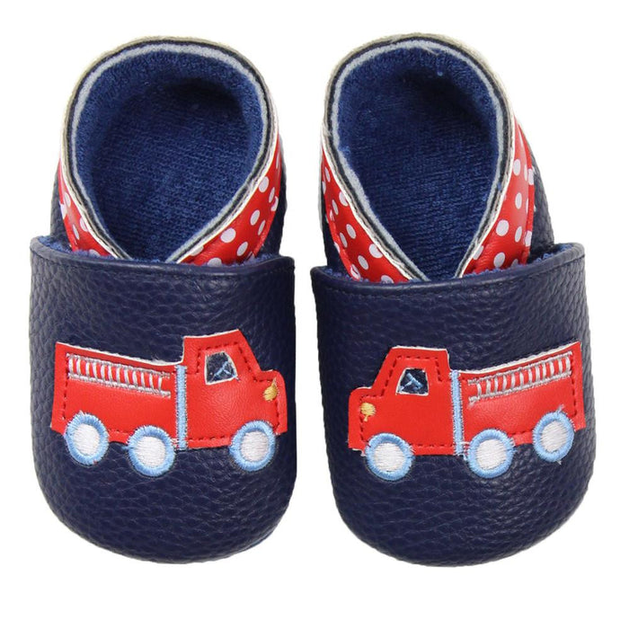 Judanzy Shoes Fire Truck