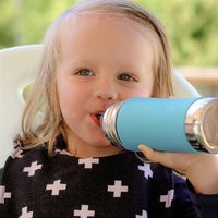 Pura Kiki® 9oz Vacuum Insulated Toddler Sippy Bottle