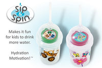 Sip & Spin Straw Cup