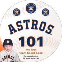 Astros 101 Board Book