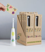 Buzzy Electrical Musical Toothbrush by Jack N Jill