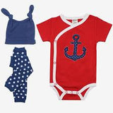 Judanzy Gift Set Anchors Away