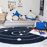 Milky Way Lorena Canals Washable Rug - Demo Used and Washed