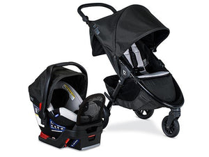B-Free Premium & Endeavours Travel System