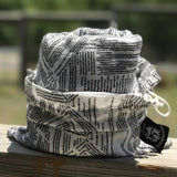 Austin Tie Dye Co Swaddle Blankets